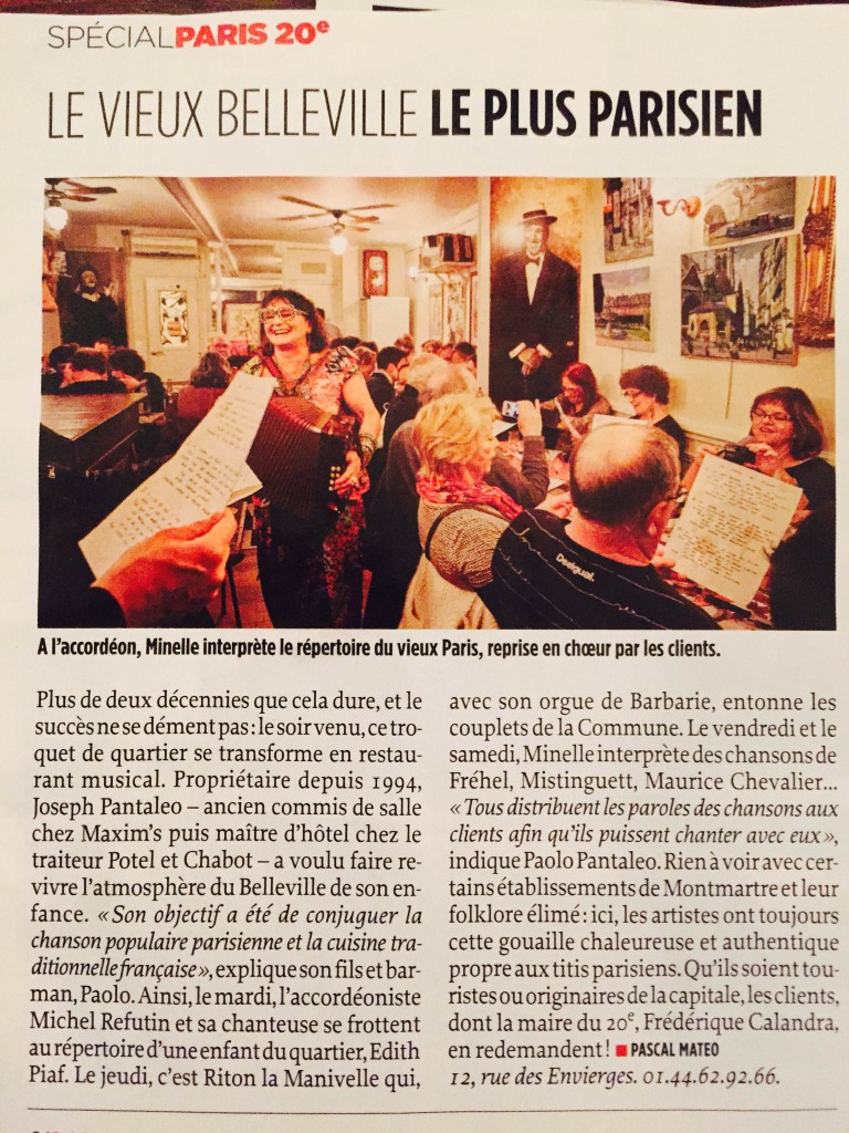 Article le Point 12/03/15