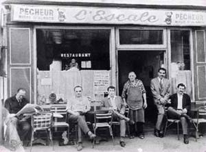 Before Le Vieux Belleville, there was l'Escale…