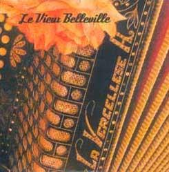 Le disque du Vieux Belleville