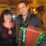 Soirée Piaf avec Michel Refutin et sa chanteuse tous les mardis