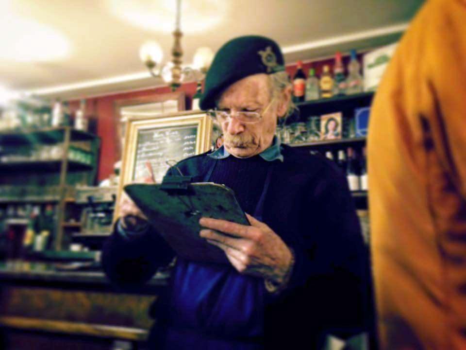 Steven, le peintre du Vieux Belleville